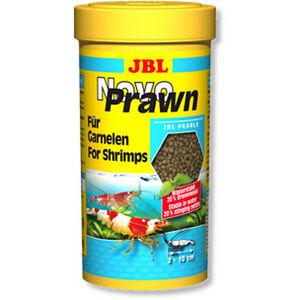 JBL-novoprawn-250ml-NOVO-GAMBERETTI-ALIMENTO-PER-CHERRY-CRYSTAL-TIGER-Gamberetti
