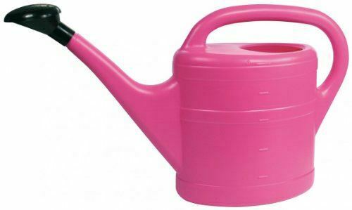 Green Wash 5 Litre Pink Watering Can #702005.43