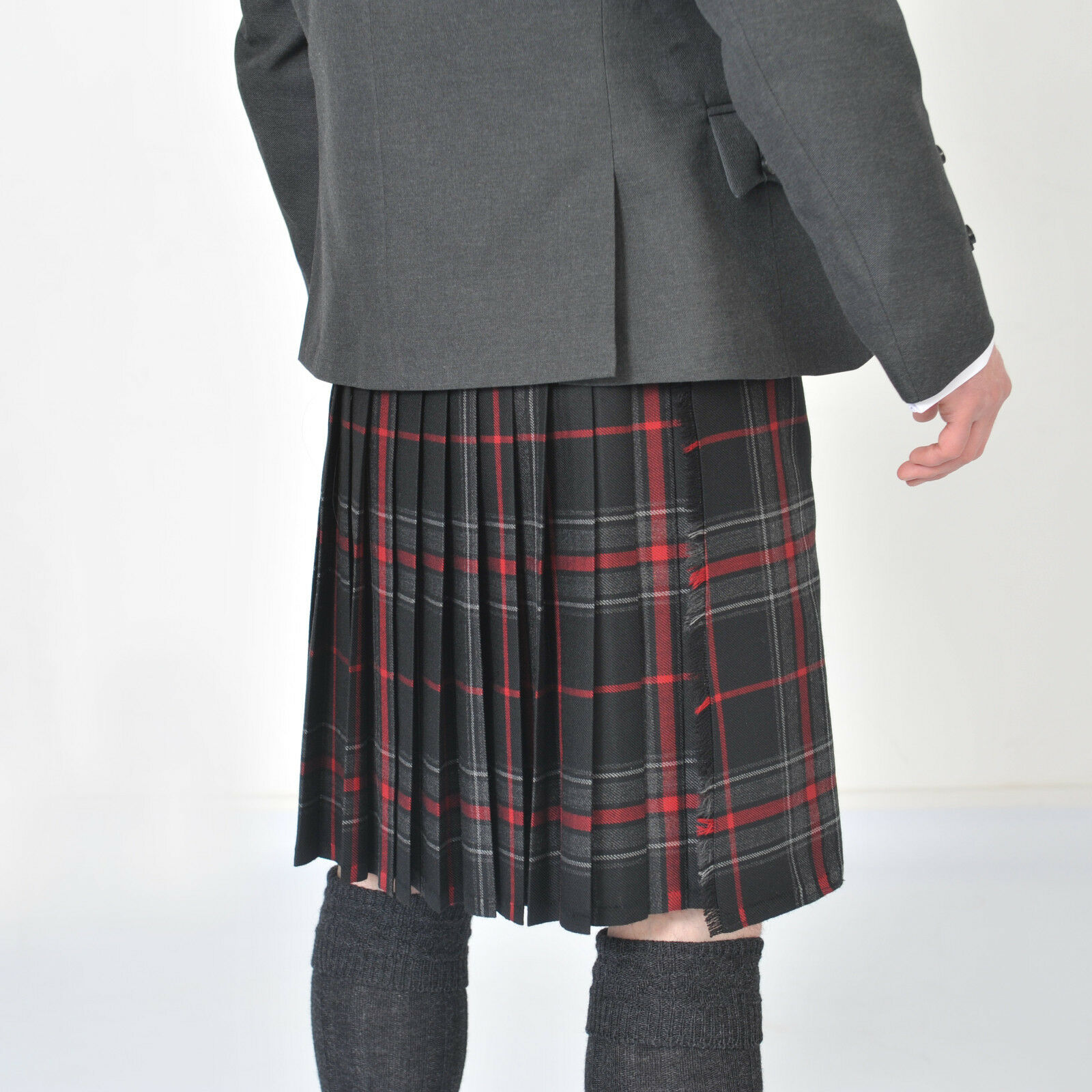Chieftain Spirit Of Bruce Modern 8 Yard DELUXE Kilt All Sizes Exclusive 2 Us
