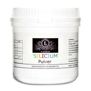 Silicium-Pulver-zum-Trinken-50g-Silizium-Bindegewebe-staerken-Anti-Cellulite