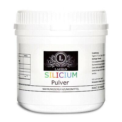 Silicium mangel