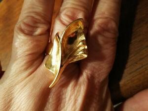 fabrication bague en or