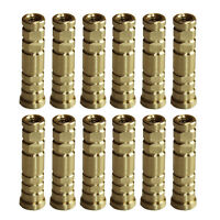 Parker Bows Red Hot Crossbow Brass Inserts .300 Id 38-3349 Gold Tip 15979