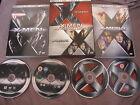 X-Men 1&2 de Bryan Singer avec Hugh Jackman, coffret 4DVD, SF/Action