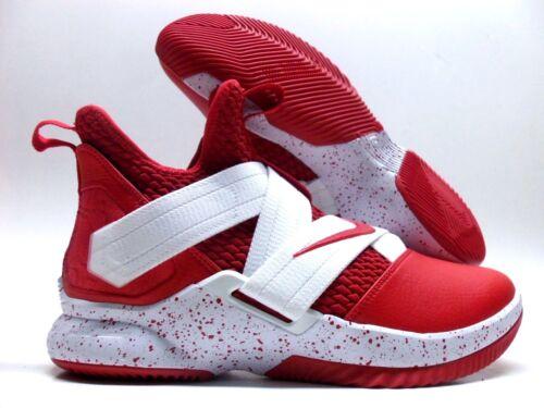 Id blanco Rojo Xii o 9 Nike Soldier Tama Hombres ar6333 Sport 991 Lebron 12 xpw1HAq6I