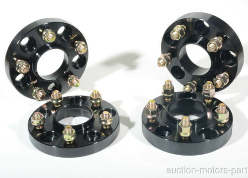 20mm /& 25mm Hubcentric Wheel Spacers Adapter For Nissan 350Z Year 2004 Combo Kit