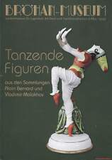 Fachbuch Tanzende Figuren aus Porzellan Jugendstil KPM, Goldscheider, Augarten