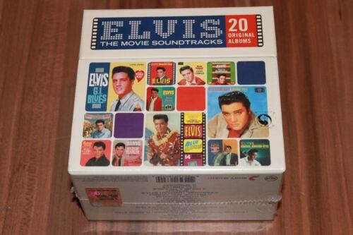 1 von 1 - Elvis Presley - The Movie Soundtracks: 20 Original Albums (2014)(20xCD)(Neu+OVP)