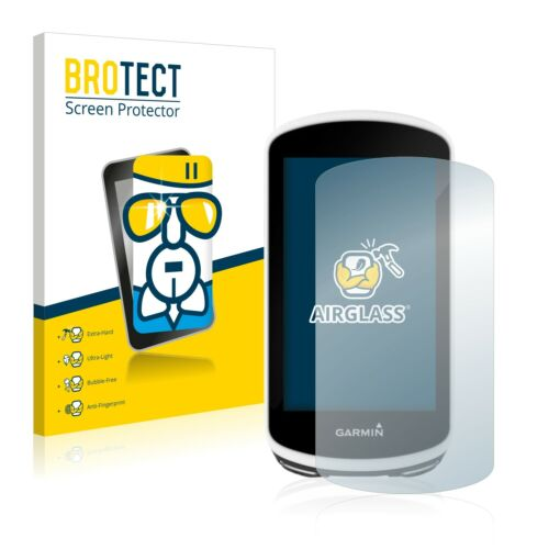 PROTECTION TANK Glasfolie pour Garmin Edge 1030 9 H chars film protection verre film