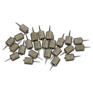 Pack of 24 2in. Delmhorst Instruments 496//24 Insulated Contact Pins