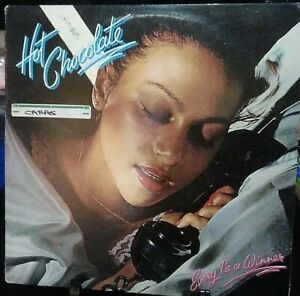 HOT CHOCOLATE Every 1's a Winner  Album Released 1978 Vinyl Collection USA