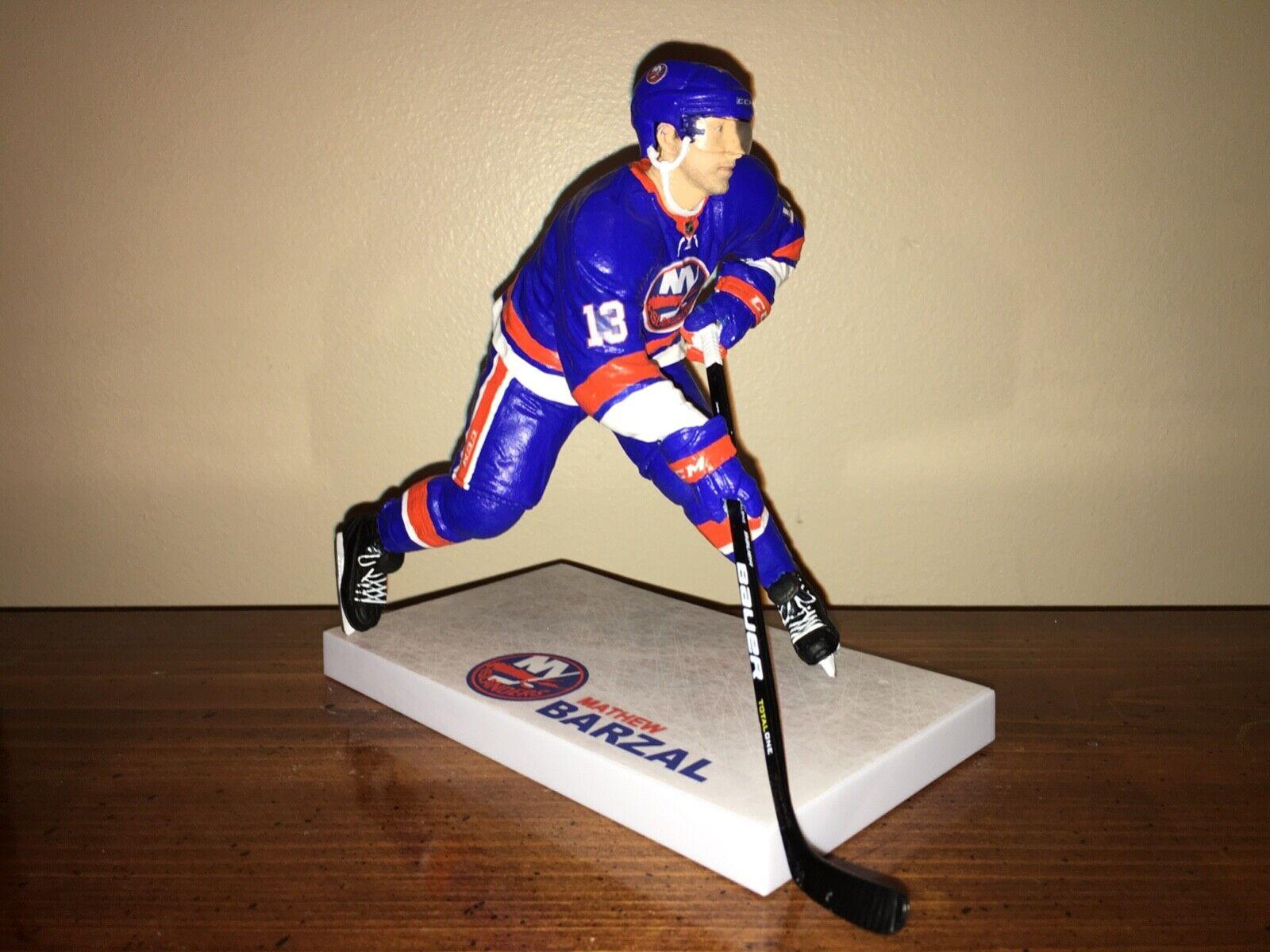 McFarlane NHL Personalizado Mathew Barzal New York Islanders