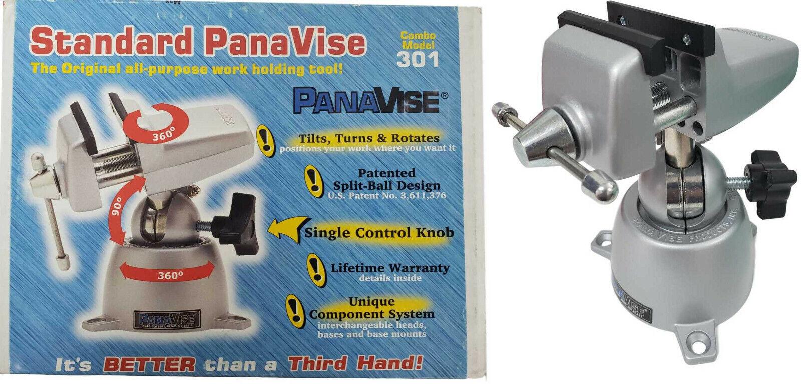 PanaVise 301 Standard PanaVise Pack 2-