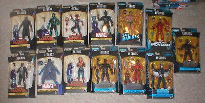 Marvel Legends Build A Figure BAF Torso Rhino Thanos Giant Man M/'Buku Okoye