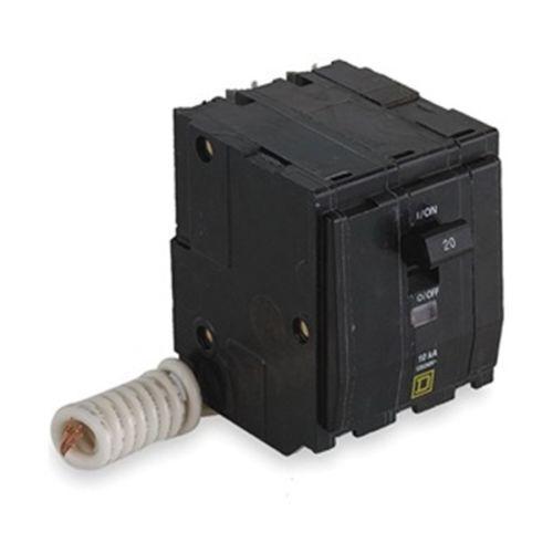 Square D QO320SWN 20-Amp 2-Pole 20A 240 volt Switched Neutral Circuit Breaker QO