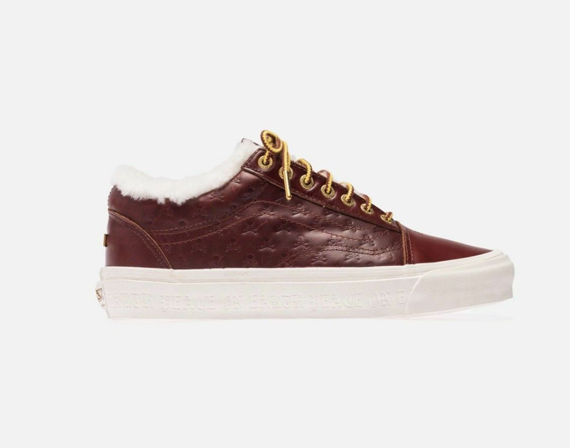 Vans Old Skool Kith X Mastermind Japan Rust LIMITED CONFIRMED ORDER Size 13
