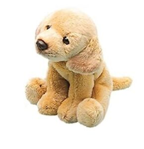 Suki 12002 Labrador Sitting Dog 5 7/8in Cuddly Toy Collection Suki Classic