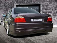 BMW 7er E38 Heckstoßstange Heckschürze Stoßstange Schürze