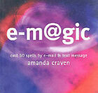 e-magic: Cast 50 Spells by E-mail and Text Message by Amanda Craven (Paperback, 2001)