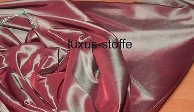 Taft Stoff Taftstoff Two-tone Taft Kleider Taft Dirndl Taft KT431