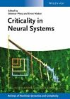 Criticality in Neural Systems by Wiley-VCH Verlag GmbH (Hardback, 2014)