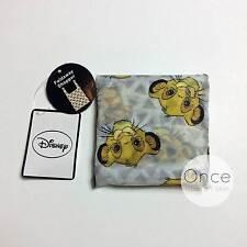 DISNEY SIMBA LION KING Fold Away Shopper Shopping Tote Bag from Primark