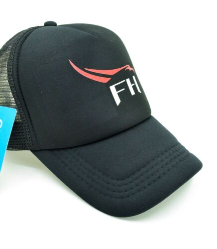 Spacex Trucker Caps Space X Falcon Heavy FH Rocket Elon Musk Baseball Cat Hat