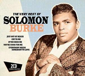 Solomon-Burke-The-Very-Best-Of-Digipack-NEW-CD