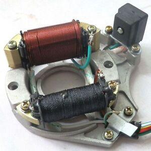 lichtmaschine stator f r kinder quad mini quad 125ccm atv. Black Bedroom Furniture Sets. Home Design Ideas