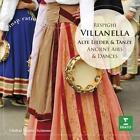 Villanella-Alte Lieder & Tänze von Claudio Scimone,I. Solisti Veniti (2016)