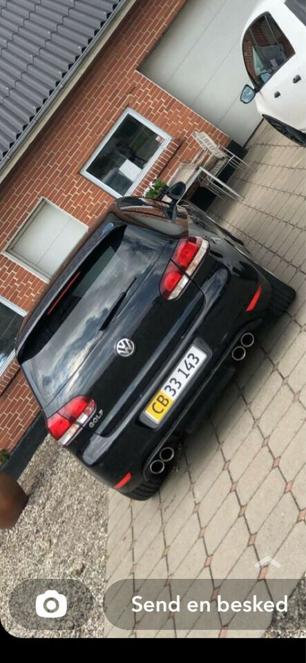 VW Golf VI, 1,6 TDi 105 Highline Variant BMT, Diesel