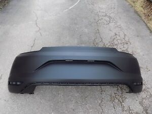 Volkswagen-Scirocco-Rear-Bumper-2014-ON-FACELIFT-BRAND-NEW-GENUINE