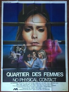 Poster-Quarter-Of-Ladies-The-Concrete-Jungle-Jill-St-John-Prison-120x160cm