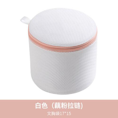 Clothes Washing Machine Laundry Bra Aid Lingerie Mesh Net Wash Bag Sweater Knitt