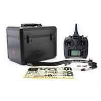 Spektrum Dx9 Black Edition Radio Transmitter W/aluminum Case & Ar9020 Receiver