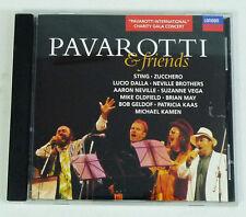 Pavarotti & Friends by Luciano Pavarotti (CD, Mar-1993, London)