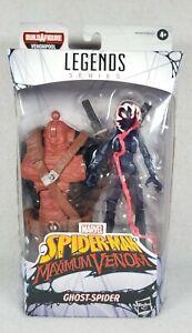 "Marvel Legends VENOM 6"" Ghost-Spider Gwen Stacy Symbionten venompool Hasbro NEU"