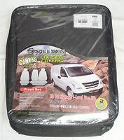 Full Car Pack Waterproof Canvas Car Seat Covers Hyundai Iload 08-on