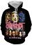 HOT-SLIPKNOT-3D-Print-Casual-Hoodie-WomenMen-Pullover-Sweater-Sweatshirts-Top miniature 32