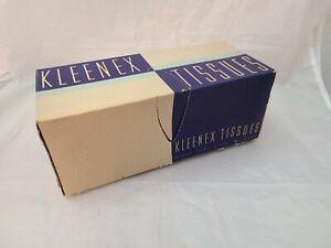 Vtg-1938-Kleenex-Tissues-collectible-sealed-UNOPENED
