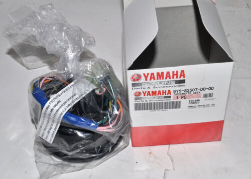 OEM Yamaha Tachometer Assy Part# 6Y5-8350T-D0-00