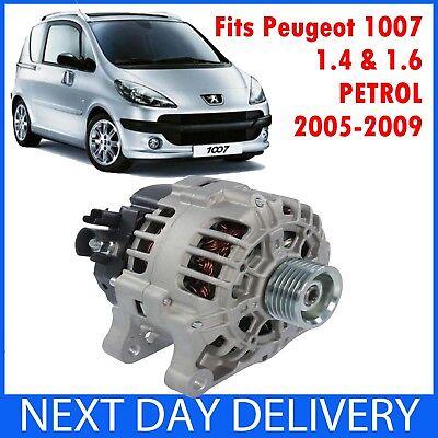 Peugeot 1007 1.4 /& 1.6 gasolina 2004-2009 totalmente nuevo 90amp Alternador 16V km /_,