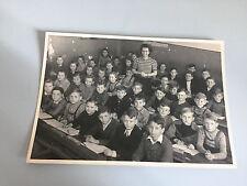 original Foto - vintage PHOTO - Schulklasse Klassenfoto Lehrerin Magdeburg