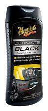Meguiars Ultimate Black Plastic Restorer 355ml New Ultimate Stockist