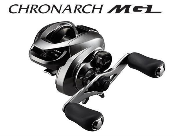 Shimano Mulinello Casting CHRONARCH 151 MGL Baitcasting Left Hand