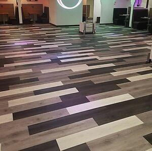 Image Is Loading Commercial Vinyl Flooring Waterproof Laminate Restaurant