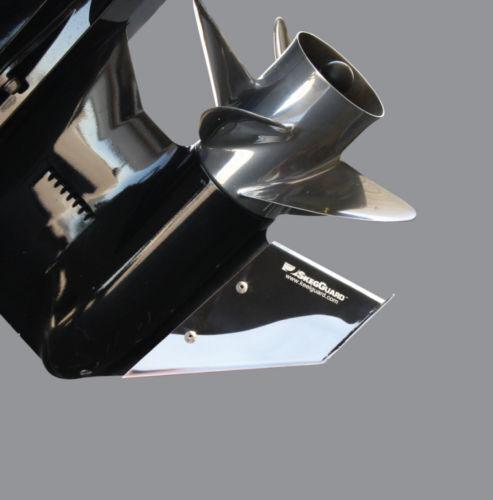Skeg Guard Yamaha 30b-40-50-60hp 2 /& 4 Strokes 2001 /& Newer Megaware Protector