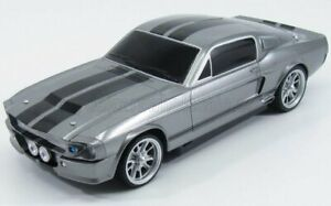 GREENLIGHT 1/18 FORD USA   MUSTANG SHELBY GT500 1967 - ELEANOR - FUORI IN 60 ...