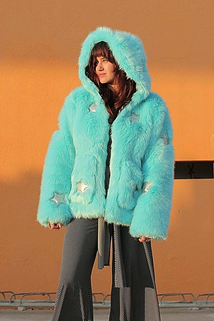 LAPIS MOON COAT blueE  Size  M L