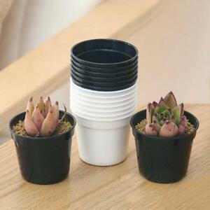 4-5pcs-Trade-Gallon-Nursery-Pots-plastic-thermoformed-plants-Flower-on-Selling